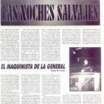 Archivo de prensa con reportaje de Jesus del Campo DJ