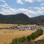 fiesta de 4000 personas en pueblo de 14 habitantes