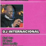 Jesús del Campo en la revista portuguesa Dance Club